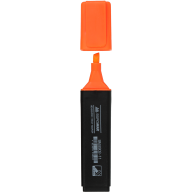 Текст-маркер, оранж., JOBMAX, 2-4 мм, водная основа