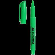 ^Текст-маркер, зеленый,  JOBMAX, 2-4 мм, водная основа, круглый