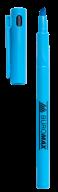 Текст-маркер SLIM, синий, 1-4 мм