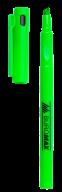 Текст-маркер SLIM, зеленый, 1-4 мм