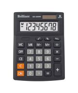 /Калькулятор BS-208NR 8р., 2-пит