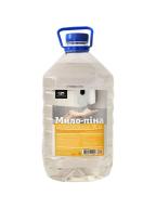 /Мыло-пена жидкое, с увлажняющим эффектом, для пенного диспенсора, Цитрус, 5 кг