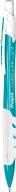 Карандаш механический BLACK PEPS Long Life 0.7мм, с ластиком, синий