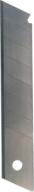 Лезвия для ножей 18мм (10 лезвий в уп.)