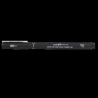 Лайнер uni PiN 0.2мм fine line, черный