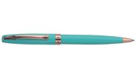 Шариковая ручка в футляре PB10, бирюзовая