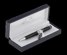 Шариковая ручка в подарочном футляре, черный
