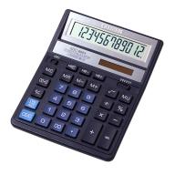 /Калькулятор SDC-888 ХBL 12разр., синий