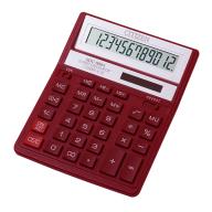 /Калькулятор SDC-888 ХRD 12разр., красный
