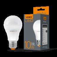 /Лампа LED, 10W, E27, 4100K, 220V, VIDEX