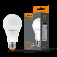 /Лампа LED, 15W, E27, 4100K, 220V, VIDEX