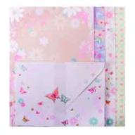"""@$Заготовка для открыток с цветными конвертами """"Inspiration"""" 10.5*14.8см, KIDS Line"""