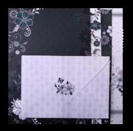"""@$Заготовка для открыток с цветными конвертами """"Fancy"""" 10.5*14.8см, KIDS Line"""