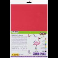 ^Фоамиран цветной, А4, 10 листов - 10 цветов, 1 мм, KIDS Line
