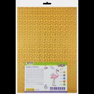 Фоамиран цветной голографический, А3, 5 листов - 5 цветов, 2мм, KIDS Line