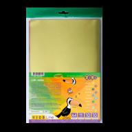 Бумага цветная фольгированная А4, 10 л.-10 цв., 180 г/м2, KIDS Line