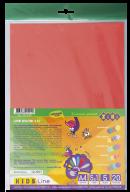 Набор цветной бумаги КРЕАТИВ, А4, 20 л.-20 цв., KIDS Line