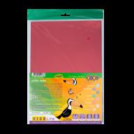 Картон фольгированный А4, 8 л.-8 цв., 250 г/м2, KIDS Line