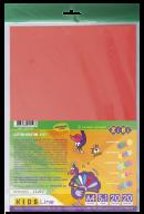 Набор цветного картона, А4,  КРЕАТИВ 20 л.-20 цв., KIDS Line