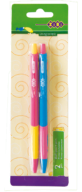 @$Набор из 2-х шариковых ручек (ZB.2101), блистер, KIDS Line