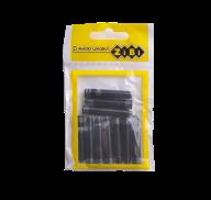 @$Капсулы с чернилами в блистере, черный, 10 шт., KIDS Line