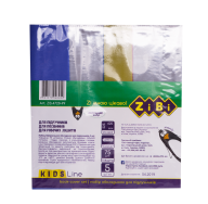 /Обложка для учебников, 225*400 мм с клапаном, PVC, 5шт/упак., KIDS Line