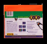 @/Обложка для тетрадей NEON А5 с клапаном, PVC, оранжевый, 5шт/упак., KIDS Line