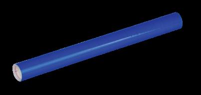 Пленка клейкая для книг, голубая (33см*1,5м), рулон, KIDS Line