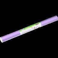 Пленка клейкая для книг, фиолетовая (33см*1,5м), рулон, KIDS Line