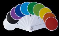 /Набор цветов и геометрических фигур (веер), KIDS Line