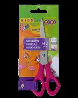 Ножницы детские 142мм, для левши,  розовый, KIDS Line