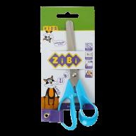 Ножницы детские 152 мм с пластиковыми 3D-ручками,  синие, KIDS Line