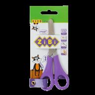 Ножницы детские 132мм, для левши, фиолетовый, KIDS Line