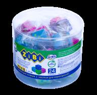 Ластик КУБИК,20х20х20mm, в пластиковой тубе (24 шт.), KIDS Line