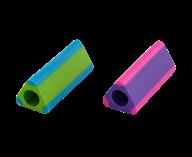 @Тренажер-ластик для письма трехгранный ТРИПС, 48 шт. в тубе, цвета ассорти