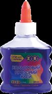 Клей фиолетовый прозрачный на PVA-основе, 88 мл, KIDS Line