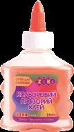 Клей оранжевый прозрачный на PVA-основе, 88 мл, KIDS Line