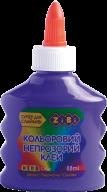 Клей фиолетовый непрозрачный на PVA-основе, 88 мл, KIDS Line