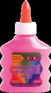 Клей розовый непрозрачный на PVA-основе, 88 мл, KIDS Line