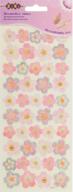 Декоративная наклейка с 3Д-эффектом 10*23см, KIDS Line