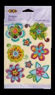 @$Наклейки многоярусные Flowers&Hearts, 11*15см, KIDS Line