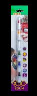 @Карандаши для грима лица и тела ПОЗИТИВ, 6 цветов стандарт, 22 гр, KIDS LINE