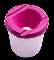/Стакан-непроливайка, розовый, KIDS Line