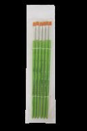 Кисть синтетика плоская 2, KIDS Line