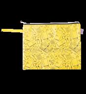 """Папка для тетрадей """"ШКОЛА"""", А4, 33x24x1 см, салатовая"""