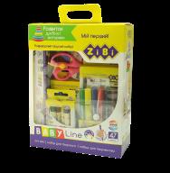 Набор для детского творчества в картонной коробке, Baby Line