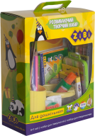 Развивающий творческий набор для дошкольников, KIDS Line