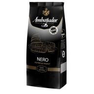 "/Кофе молотый 225г*12, вак.уп. ""Nero"", AMBASSADOR"