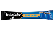 "/Кофе растворимый 1,8г стик, шоубокс (*25*12) (8718) ""Blue Label"", AMBASSADOR"