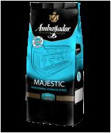 """/Кофе в зернах 1000г*6, пакет, """"Majestic"""", AMBASSADOR (PL)"""